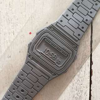 Trimode Rubber Watch