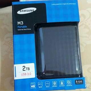 BNIB Samsung 2tb Hdd