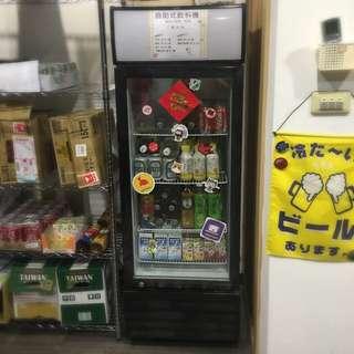 二手冰箱/飲料櫃