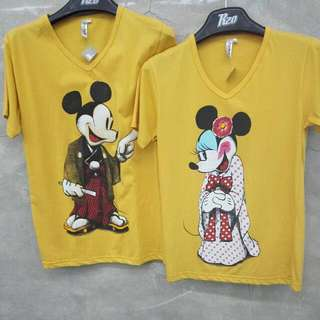 Couple Shirt Each For Only 30 One Set For 50