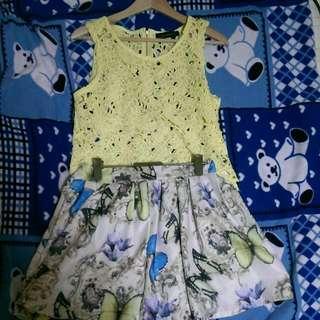 夏季洋裝出清/zara洋裝