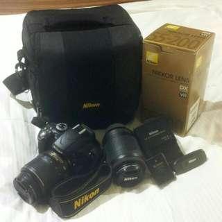 (Reserved) Nikon D5100 Set