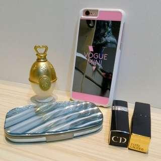 (實拍圖)Vogue Mini 鏡面手機殼(iPhone5/6/6+三種尺寸)