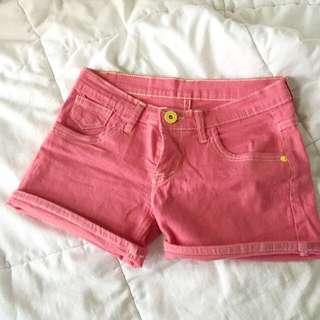 Cotton Candy Hotpants