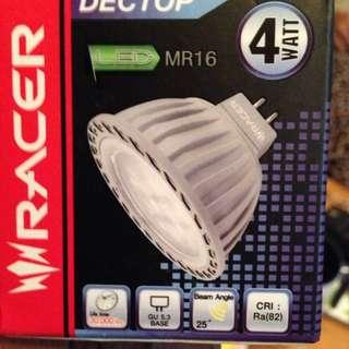4 W Led Light Bulb (WW)