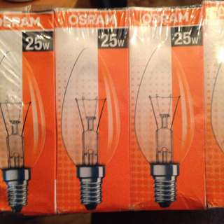 25W Osram Filament Bulb