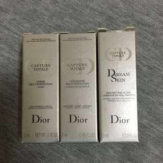 Dior 美肌粹 乳霜 精華 全新