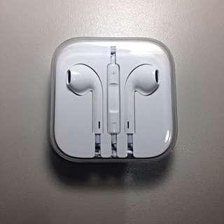 全新正版蘋果耳機  iPhone EarPods