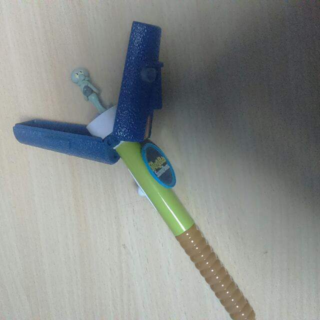 海綿寶寶-吹豎笛的章魚哥
