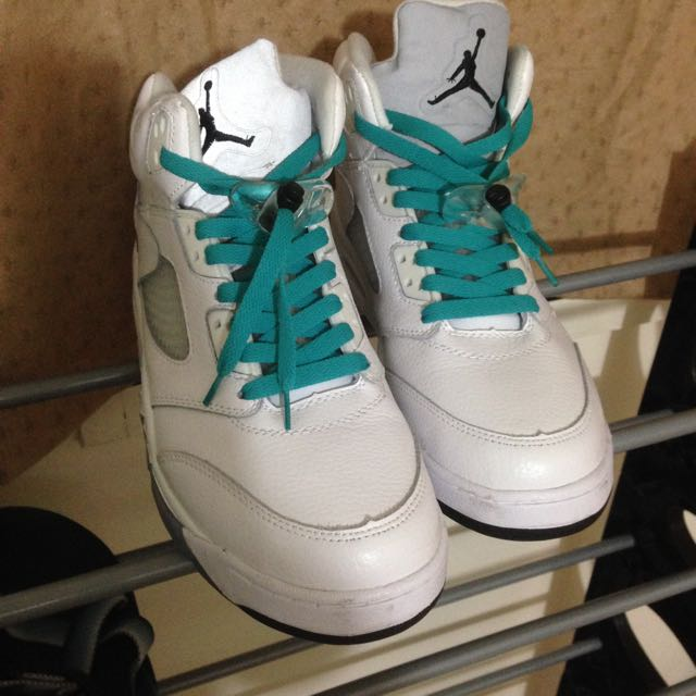 喬丹 5代 Jordan 5代。二手 非正品 完美主義者勿入