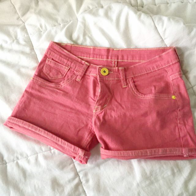 Cotton Candy Hotpants