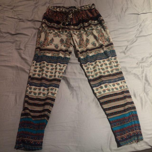 Dotti Boho Gypsy Pants