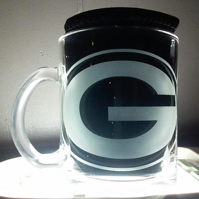Green Bay Packers coffee mug valentine's gifts presents