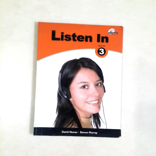Listen In Book 3