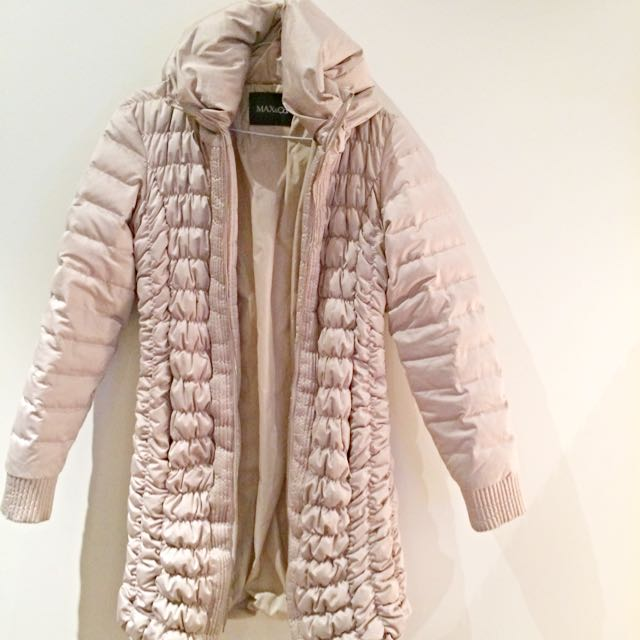 MAX&Co Quilted Coat