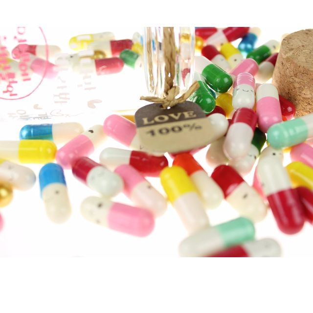 Message in a Bottle Capsules 50 or 80pcs