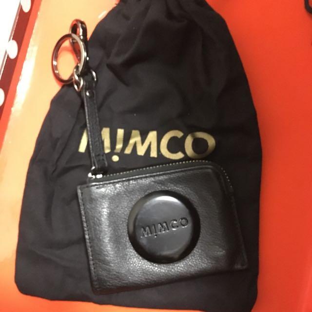Mimco mini card Wallet
