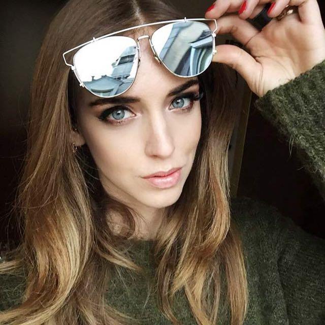 Image result for Dior Technologic Mirrored sunglasses