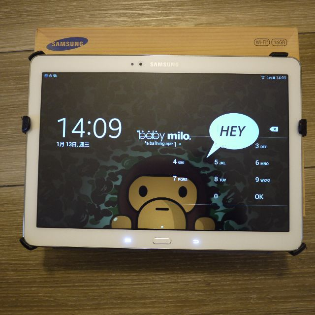 Samsung Galaxy Note 10.1 (2014 Edition)超大實用平板