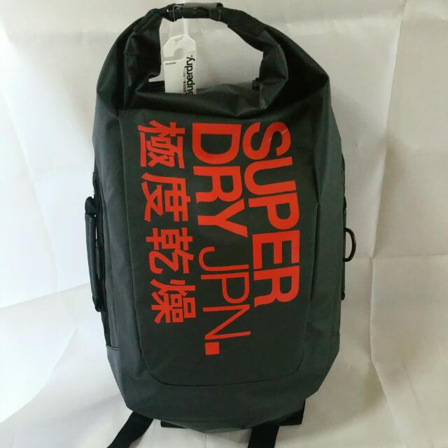 Superdry Waterproof Backpack For Sale def51a28fa582