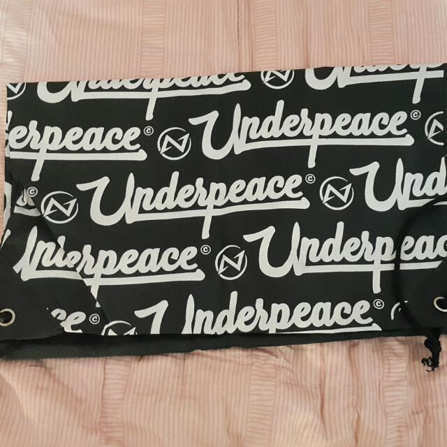 Underpeace 束口袋
