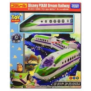 Disney Pixar Dream Railway