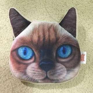 ✌🏻️大頭貓零錢包🐱