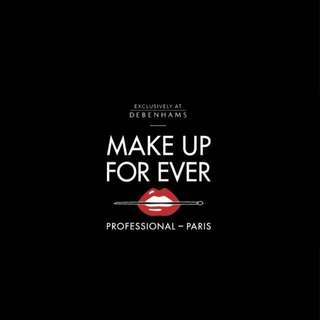 💎MAKE UP FOR EVER-五吻色唇彩盤