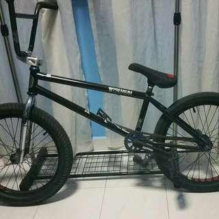 Kink Titan BMX bike for sale.