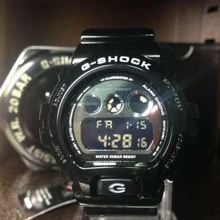 G-Shock 黑銀