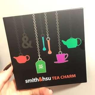【smith&hsu】小書本茶壺限量鑰匙圈