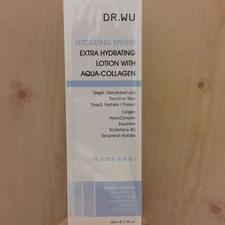 Dr.Wu 海洋膠原保濕乳