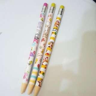 正版 台灣授權製造  DISNEY 迪士尼 奇奇蒂蒂自動筆  SNOOPY 史奴比 自動筆