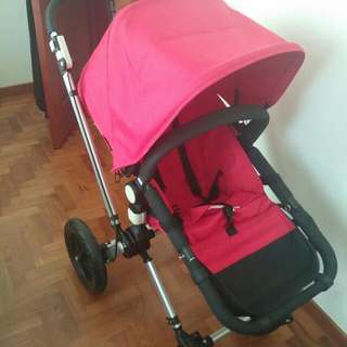 RED Bugaboo Cameleon 2