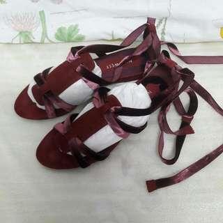 Nine West涼鞋