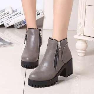 1201預購 秋冬季復古馬丁靴