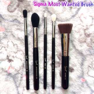 Sigma Most Wanted Set