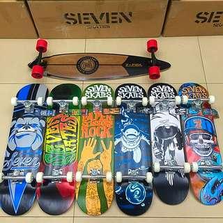 Seven Skate 技術板