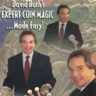 David Roth's Expert Coin Magic Made Easy Download