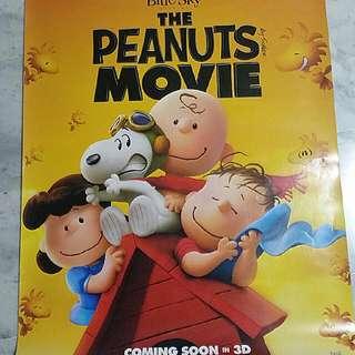 Peanuts Poster