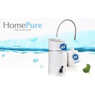 HomePure Water Filtration System
