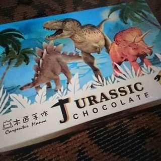 木匠手作 侏儸紀巧克力 JURASSIC CHOCOLATE
