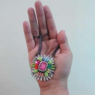 - RESERVED - [PRELOVED] Scarlet Necklace