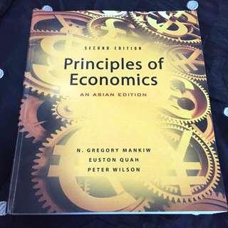 EC1101E Principles of Economics Textbook