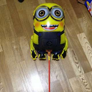 小小兵氣球