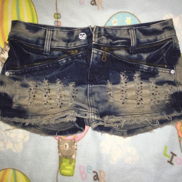 ✨牛仔褲裙✨