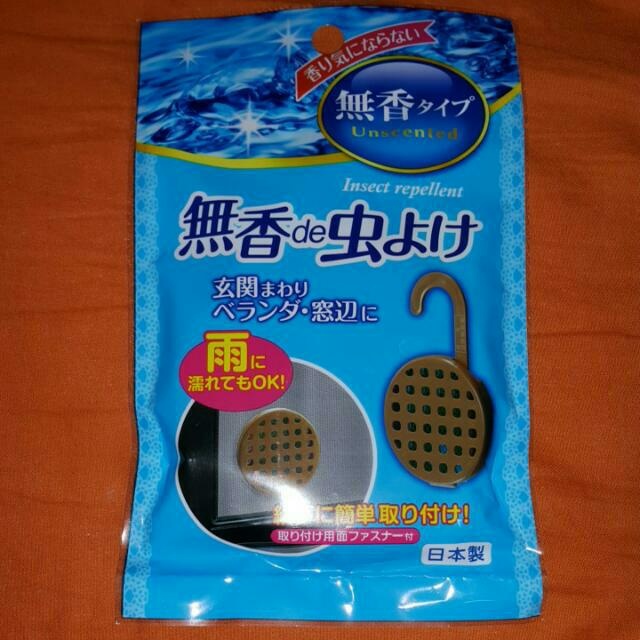 日本製 無香de驅防蟲