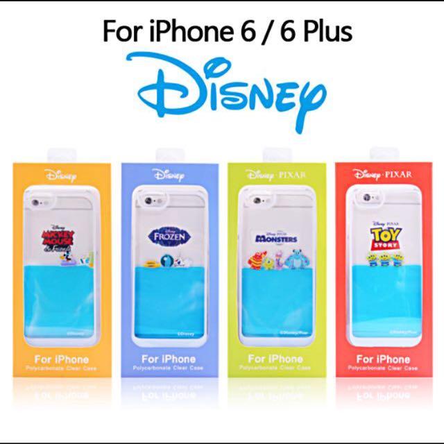 🎉(含運)迪士尼雪寶手機殼 I6 I6s
