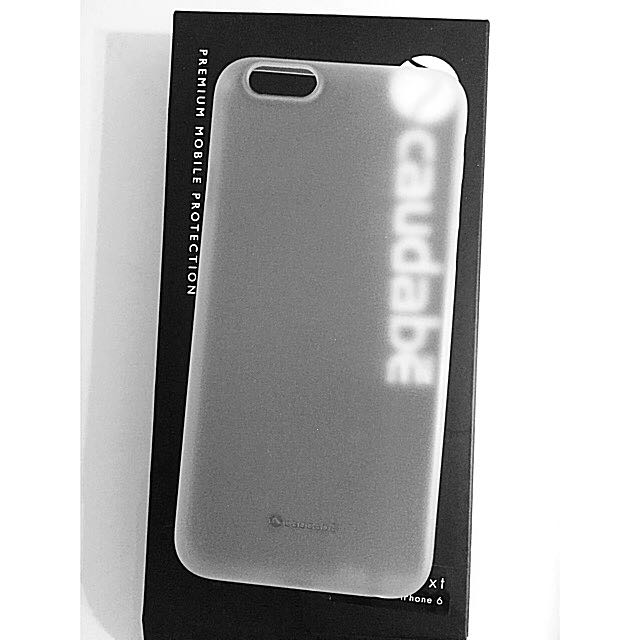 online store 32e98 beedf BRAND NEW Caudabe Veil XT case / cover for iPhone 6 (Frost)