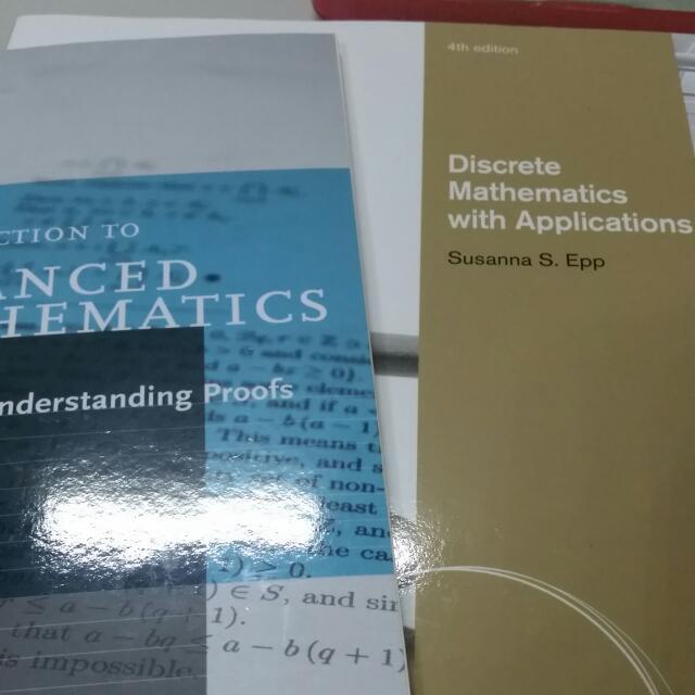CS1231 Epp Textbook, Books & Stationery, Textbooks on Carousell